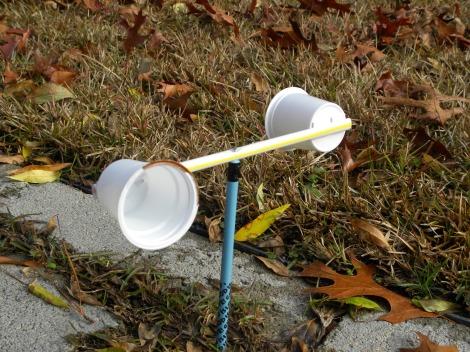 k cup wind gauge